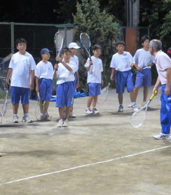 ソフトテニス20150711