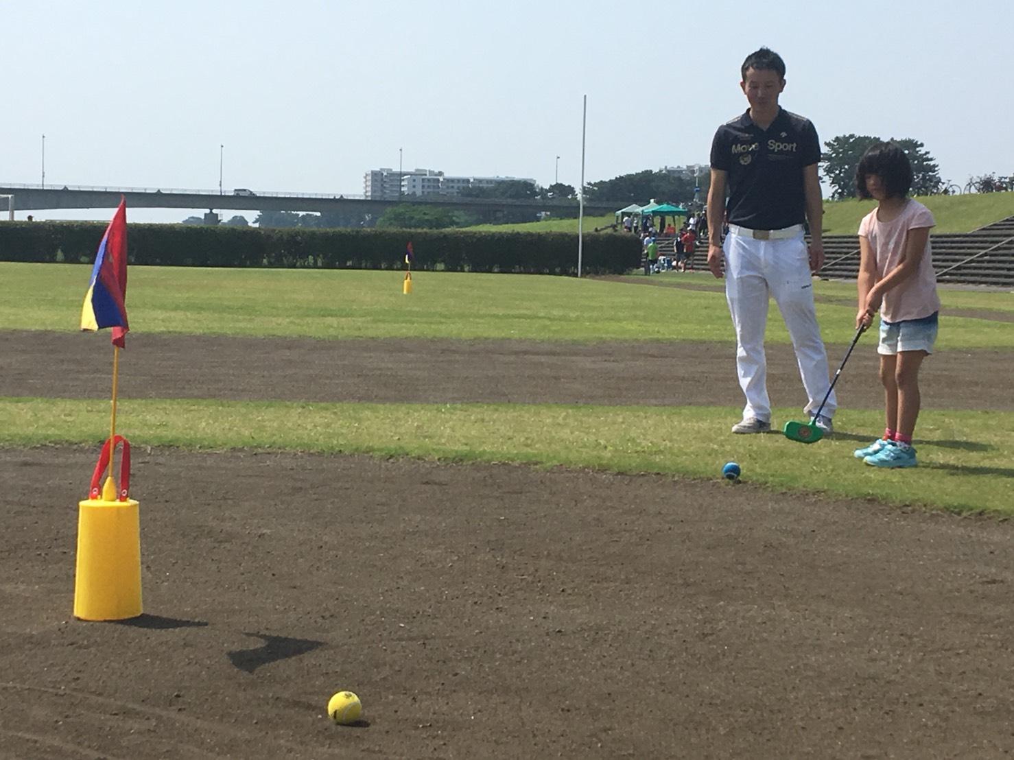 7月21日(土)親子ゴルフ教室・8月5日(日)、22日(水)ジュニアゴルフ教室開催!