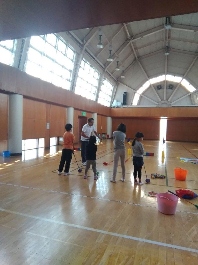 10月の教室実施時の風景